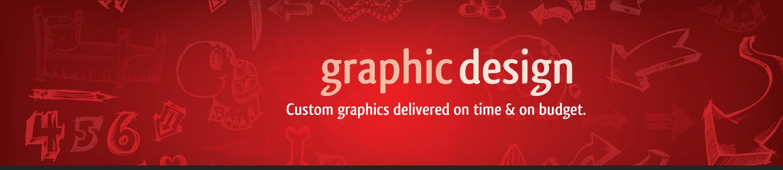 Professional, Affordable Graphic Design