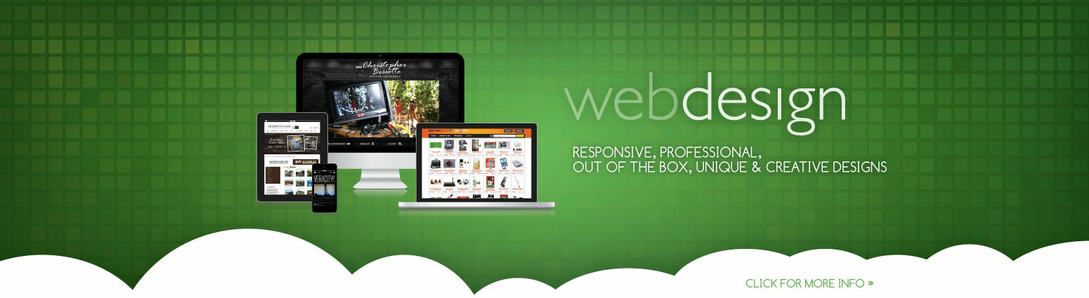 Niagara Website & Web design that just works.   Professional, affordable, quality custom website design in niagara.