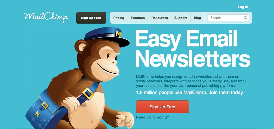 Mailchimp Custom Email Marketing Templates NGD Niagaras Leading - Custom mailchimp templates free