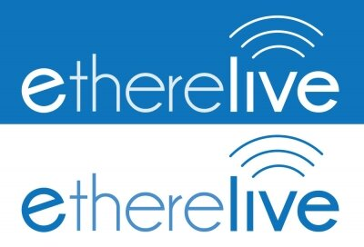 eThereLIVE Logo